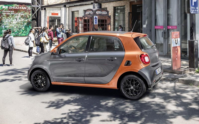 Фото Smart Forfour