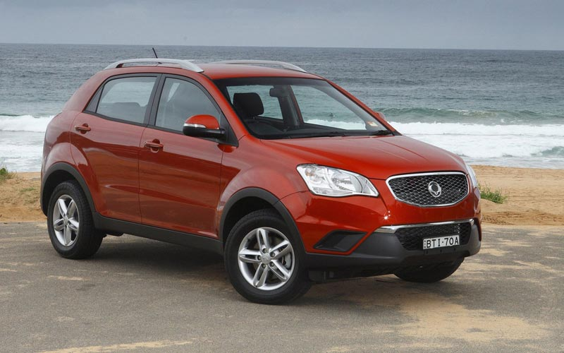Фото SsangYong Actyon  (2010-2013)