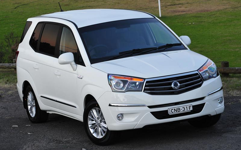 Фото SsangYong Stavic