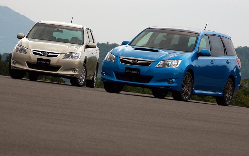 Фото Subaru Exiga