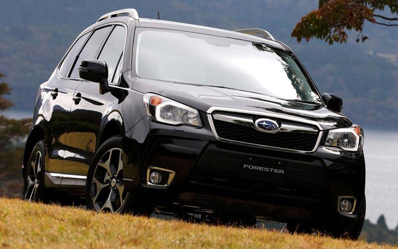 Фото Subaru Forester
