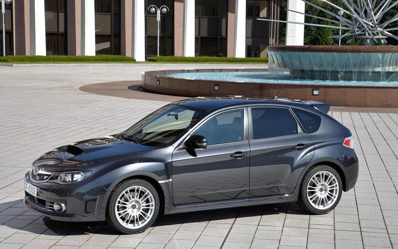 Фото Subaru Impreza WRX STI