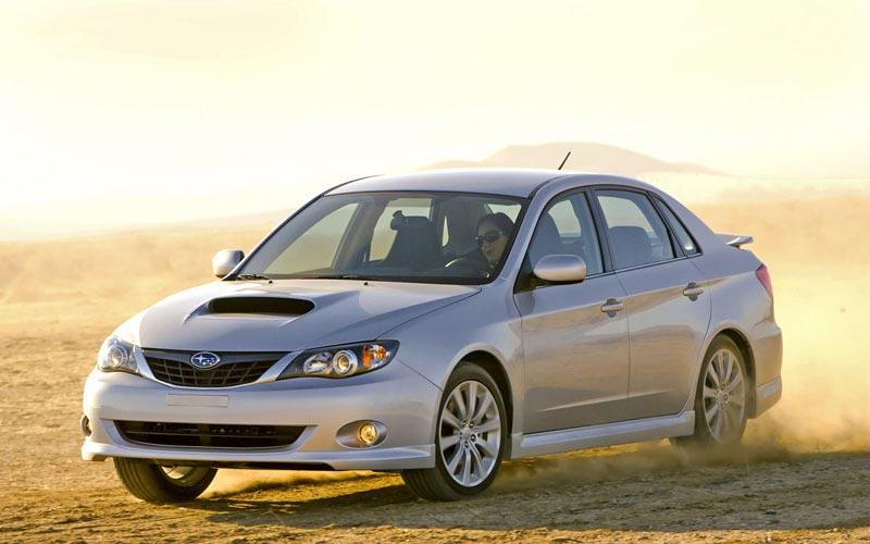 Фото Subaru Impreza Sedan  (2008-2011)