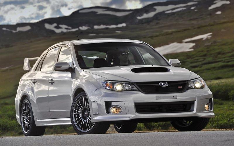 Фото Subaru Impreza WRX STI Sedan
