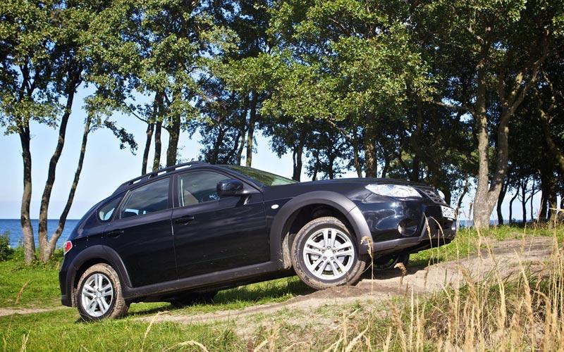 Фото Subaru Impreza XV
