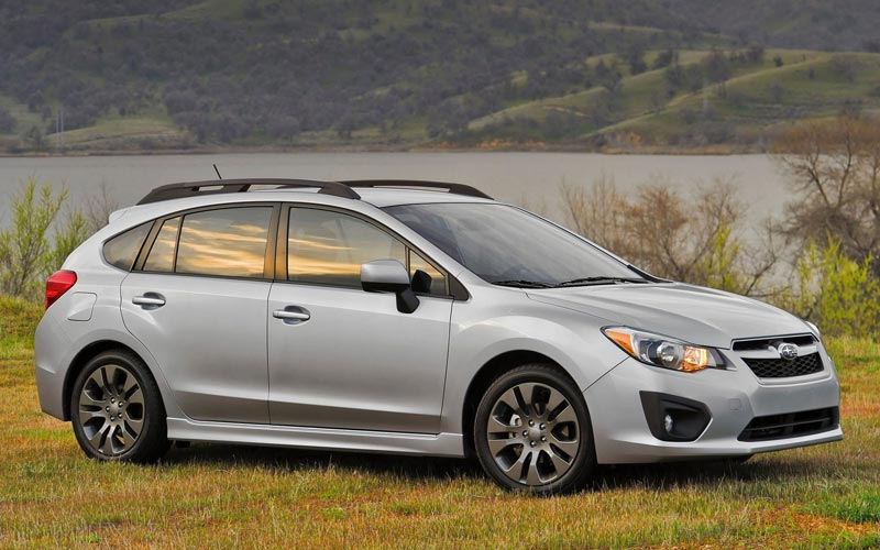 Фото Subaru Impreza  (2011-2016)