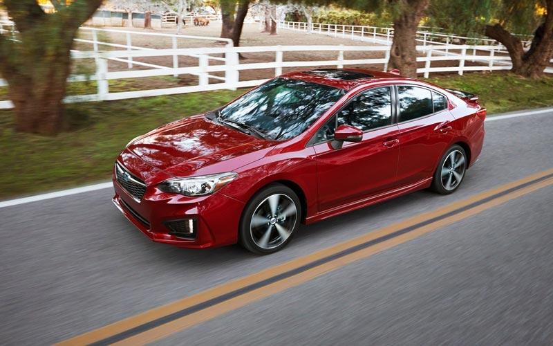 Фото Subaru Impreza Sedan