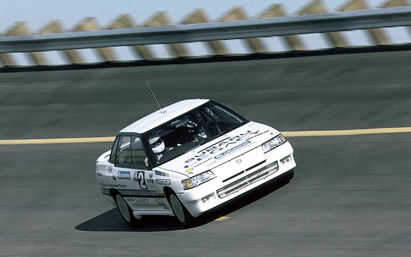 Фото Subaru Legacy  (1989-1999)