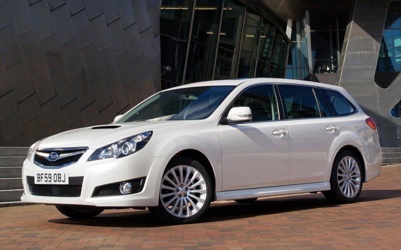 Фото Subaru Legacy Wagon