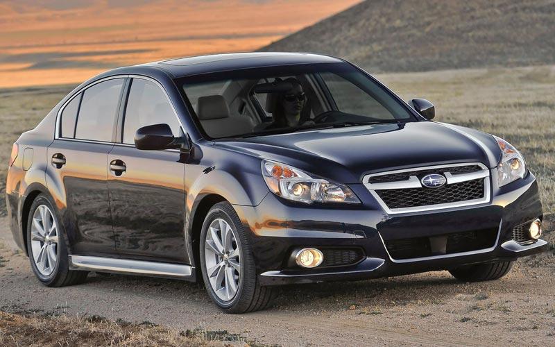 Фото Subaru Legacy  (2012-2014)