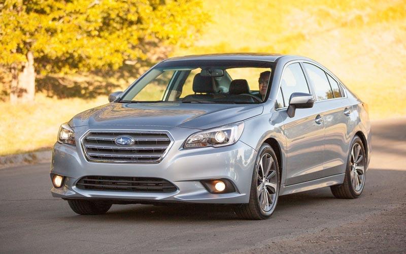 Фото Subaru Legacy