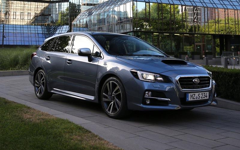Фото Subaru Levorg