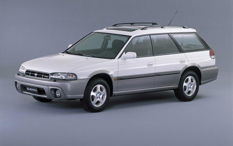 Фото Subaru Legacy Outback  (1994-1999)