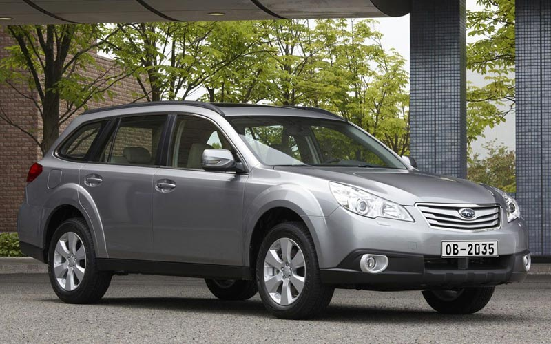 Фото Subaru Outback  (2010-2014)