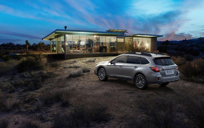 Фото Subaru Outback