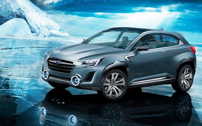 Фото Subaru VIZIV-2 Concept