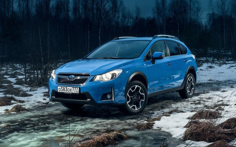 Фото Subaru XV  (2016-2017)