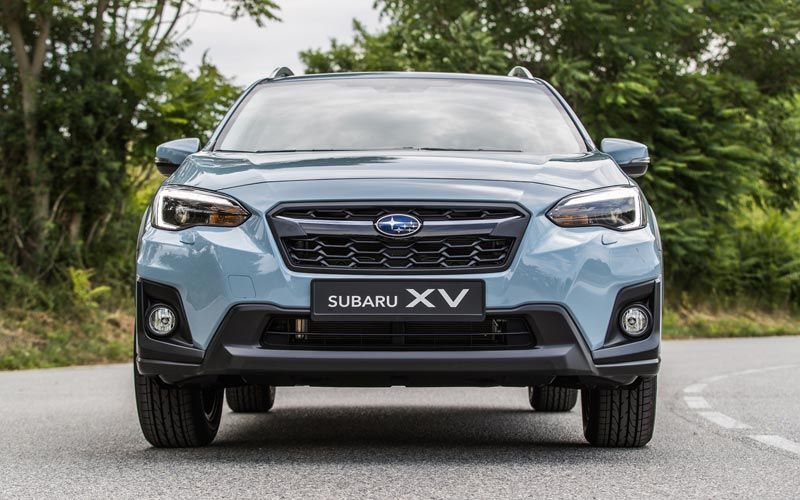 Фото Subaru XV
