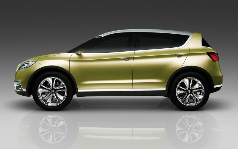 Фото Suzuki S-Cross Concept