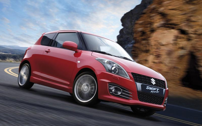 Фото Suzuki Swift Sport  (2012-2017)