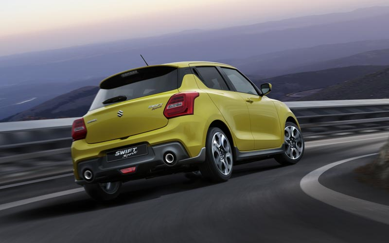 Фото Suzuki Swift Sport