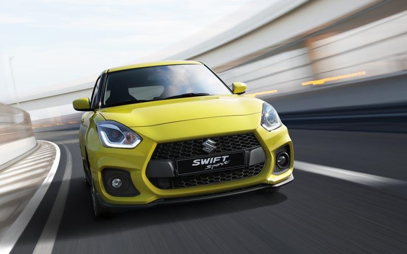 Фото Suzuki Swift Sport