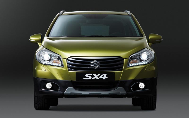 Фото Suzuki SX4  (2013-2016)