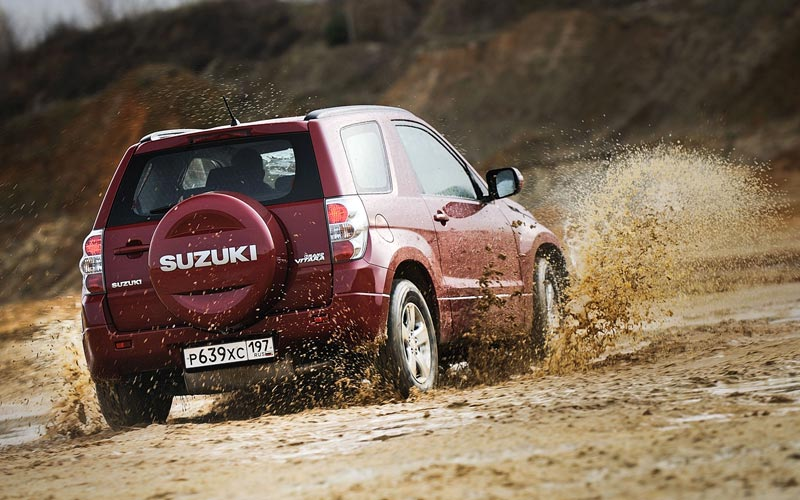 Фото Suzuki Grand Vitara 3D