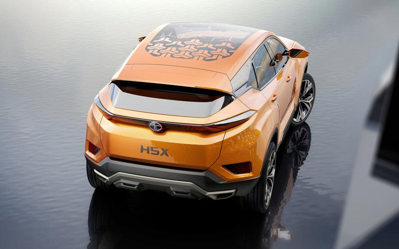 Фото Tata H5X Concept
