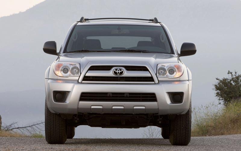 Фото Toyota 4Runner  (2006-2009)