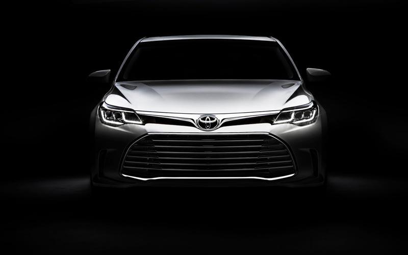 Фото Toyota Avalon