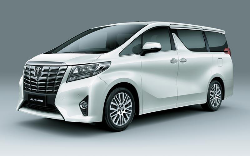 Фото Toyota Alphard