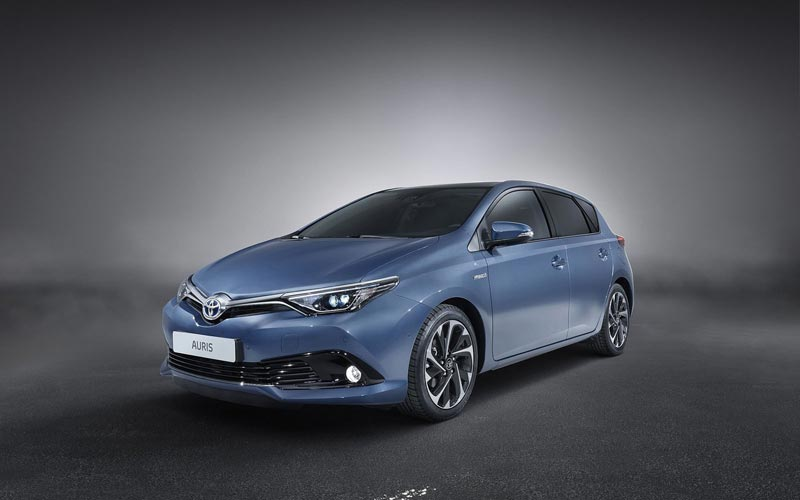 Фото Toyota Auris