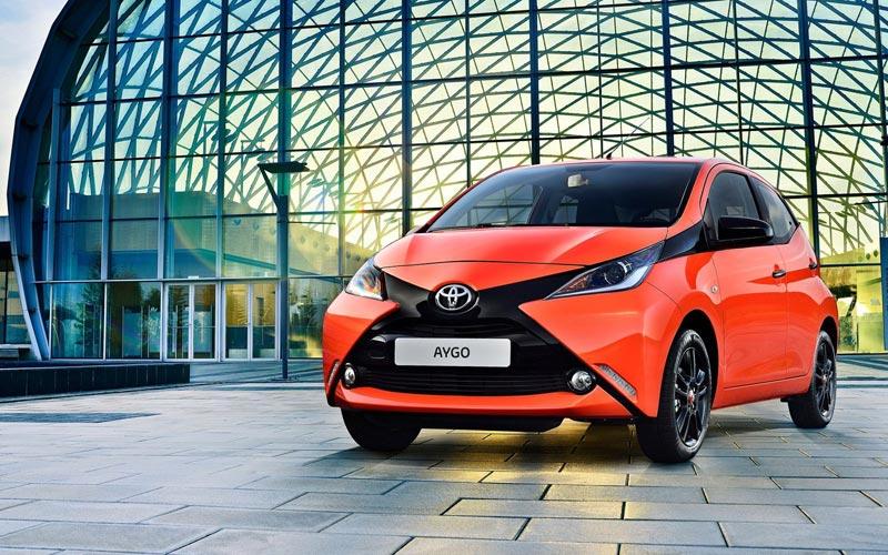 Фото Toyota Aygo