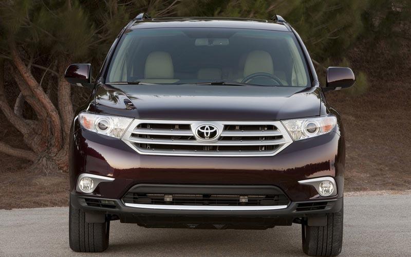 Фото Toyota Highlander  (2010-2013)