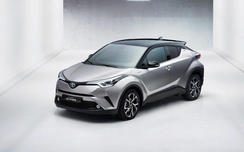 Фото Toyota C-HR