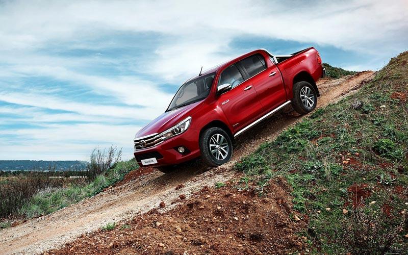 Фото Toyota Hilux