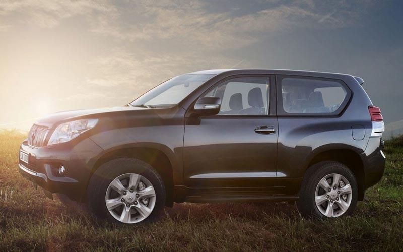 Фото Toyota Land Cruiser Prado 3dr