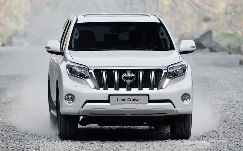 Фото Toyota Land Cruiser Prado  (2013-2017)