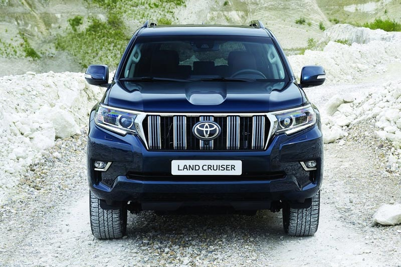 Фото Toyota Land Cruiser Prado