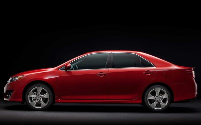 Фото Toyota Camry USA  (2011-2014)