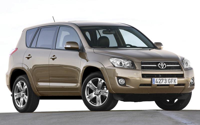 Фото Toyota RAV4  (2009-2010)