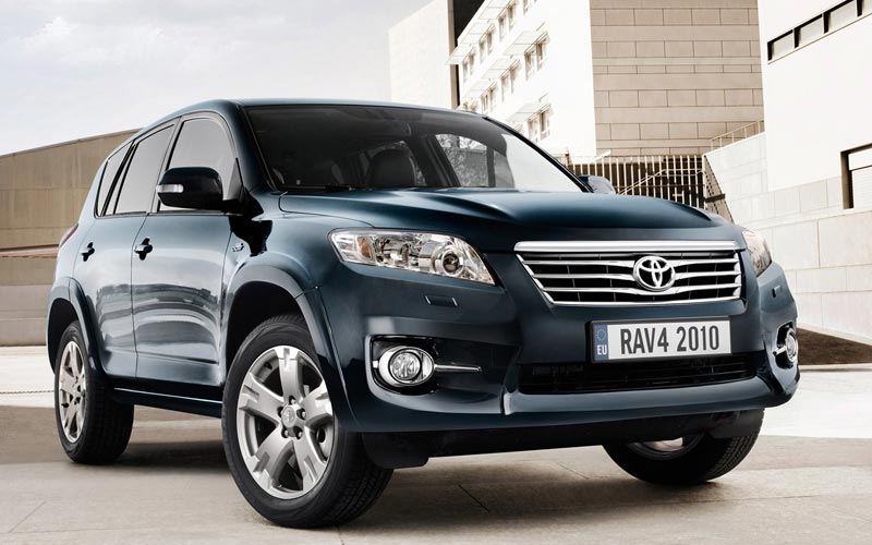 Фото Toyota RAV4  (2010-2012)