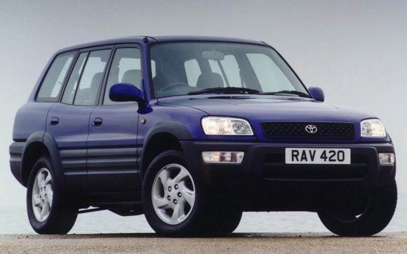 toyota rav4 1999-2000 характеристика:
