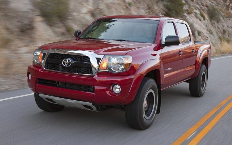 Фото Toyota Tacoma  (2005-2012)
