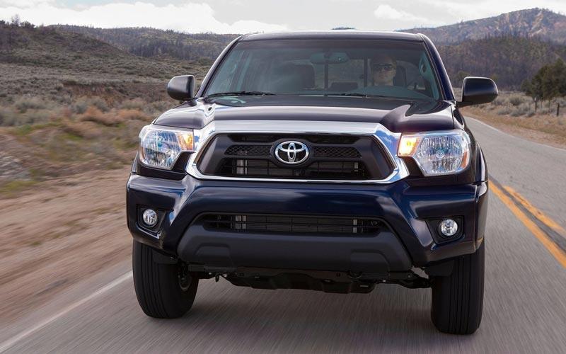 Фото Toyota Tacoma  (2012-2015)