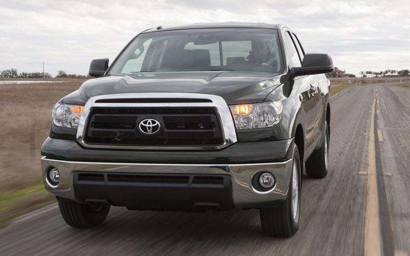 Фото Toyota Tundra Double Cab  (2009-2013)