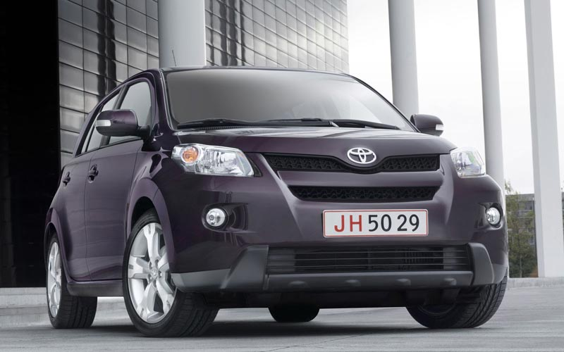 Фото Toyota Urban Cruiser