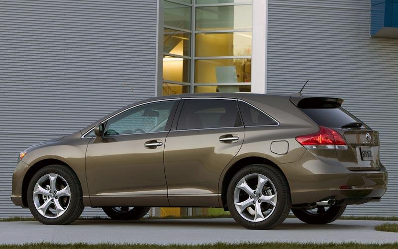Фото Toyota Venza (2008-2012) | Фотография #2 ...