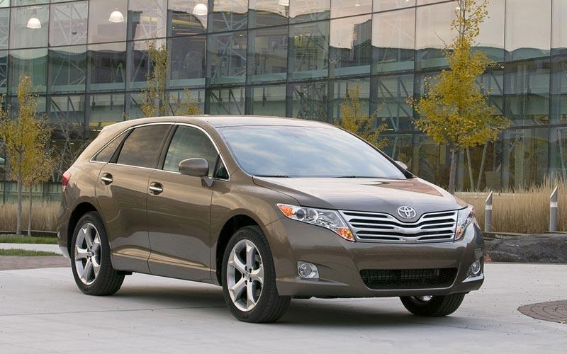 Фото Toyota Venza (2008-2012) | Фотография #10 ...